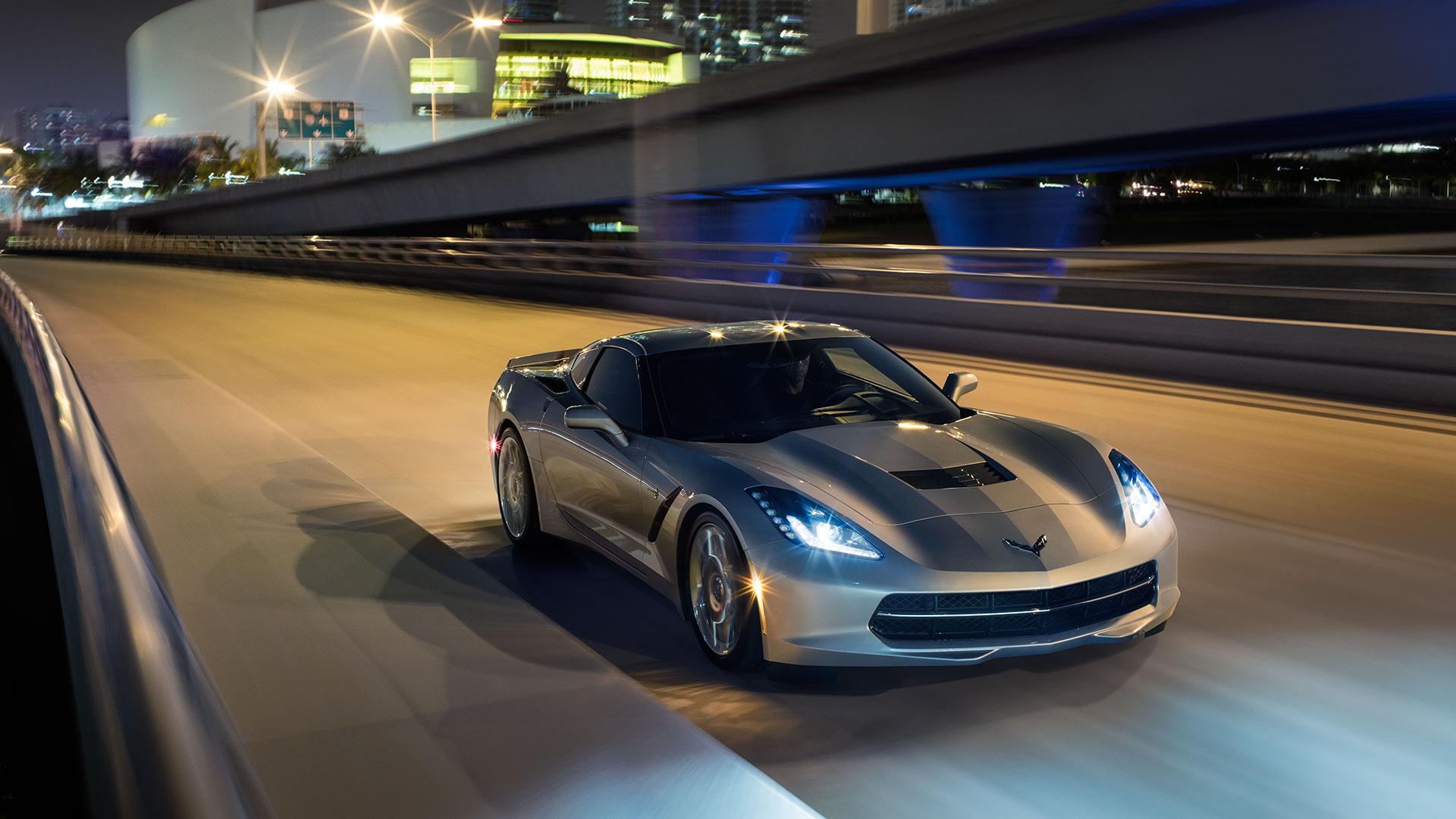 2016 Chevrolet Corvette Stingray © General Motors