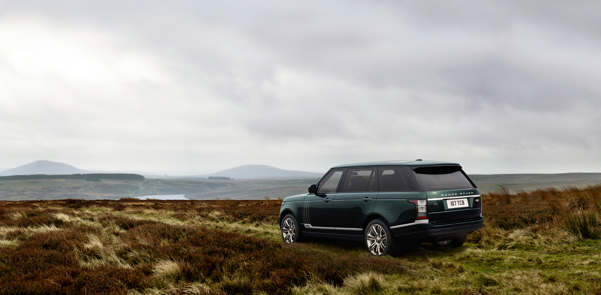 Land Rover Elevates Range Rover Family With Limited