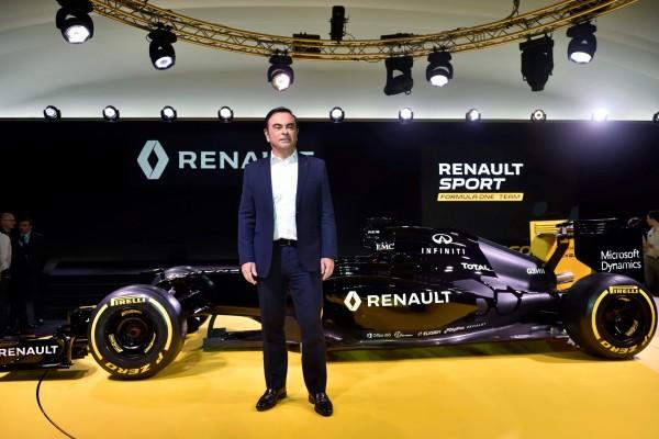 Infiniti's Formula One involvement progresses © Nissan Motor Co., Ltd.
