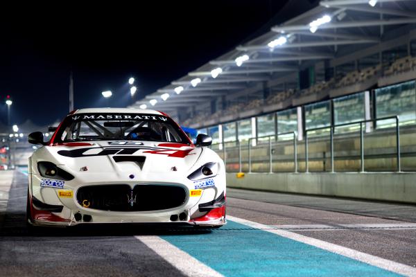 Maserati GranTurismo MC GT4 © Fiat Chrysler Automobiles N.V.