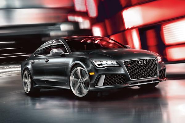 Audi RS 7 © Volkswagen AG