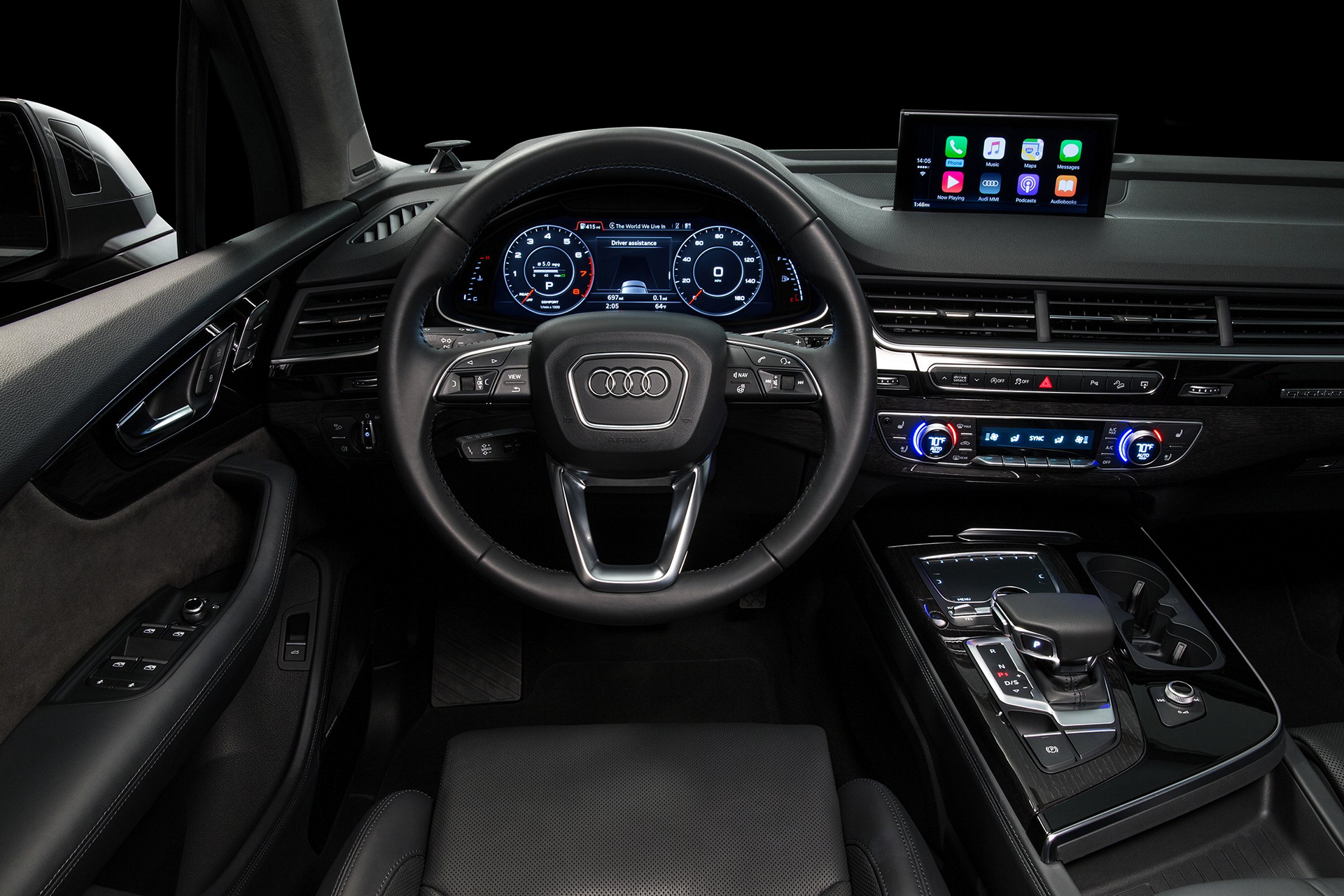 2017 Audi Q7 Earns a 2016 Top Safety Pick+ Rating from ...