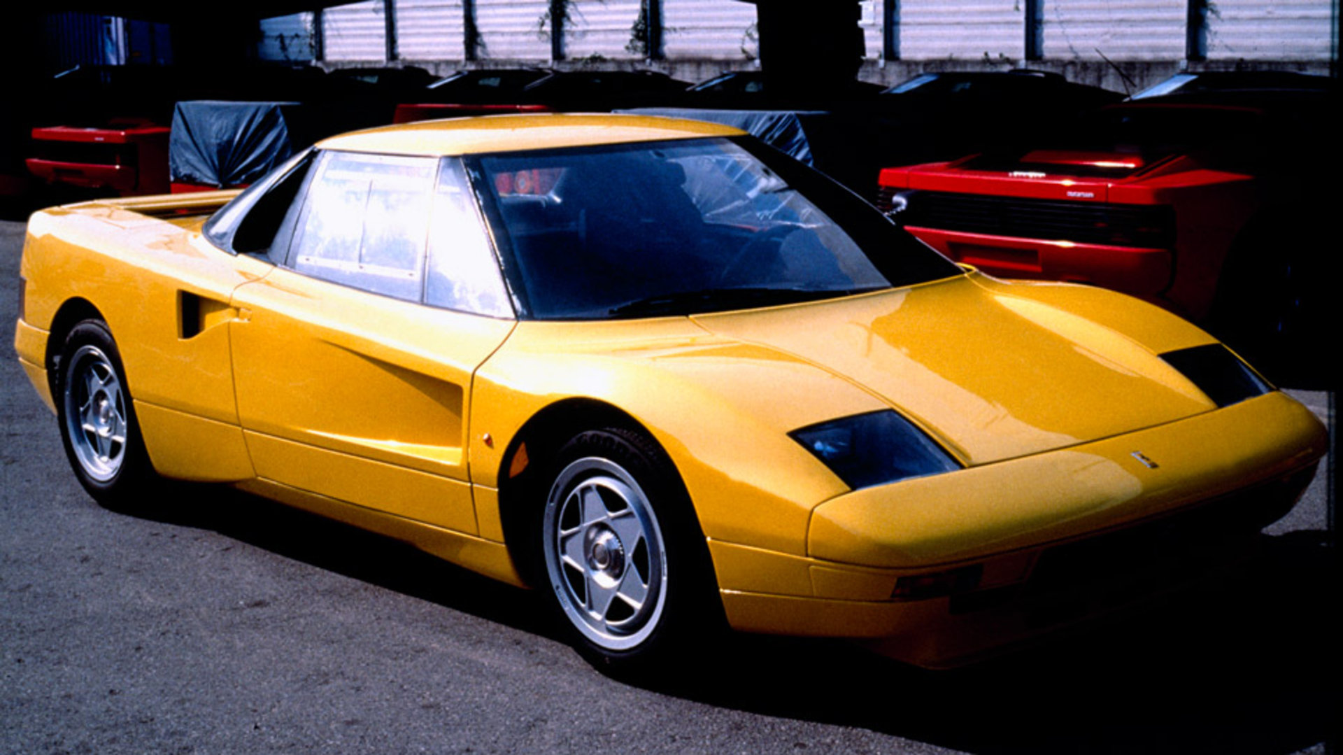 ss Interesting 1988 Ferrari Mondial Cabriolet Review Cars Trend