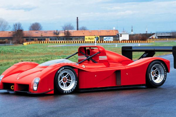Ferrari F333 SP © Ferrari S.p.A.