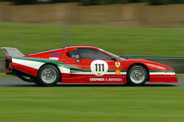 Ferrari 512 BB LM © Ferrari S.p.A.