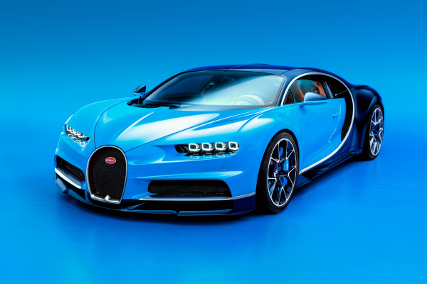Bugatti Chiron © Volkswagen AG