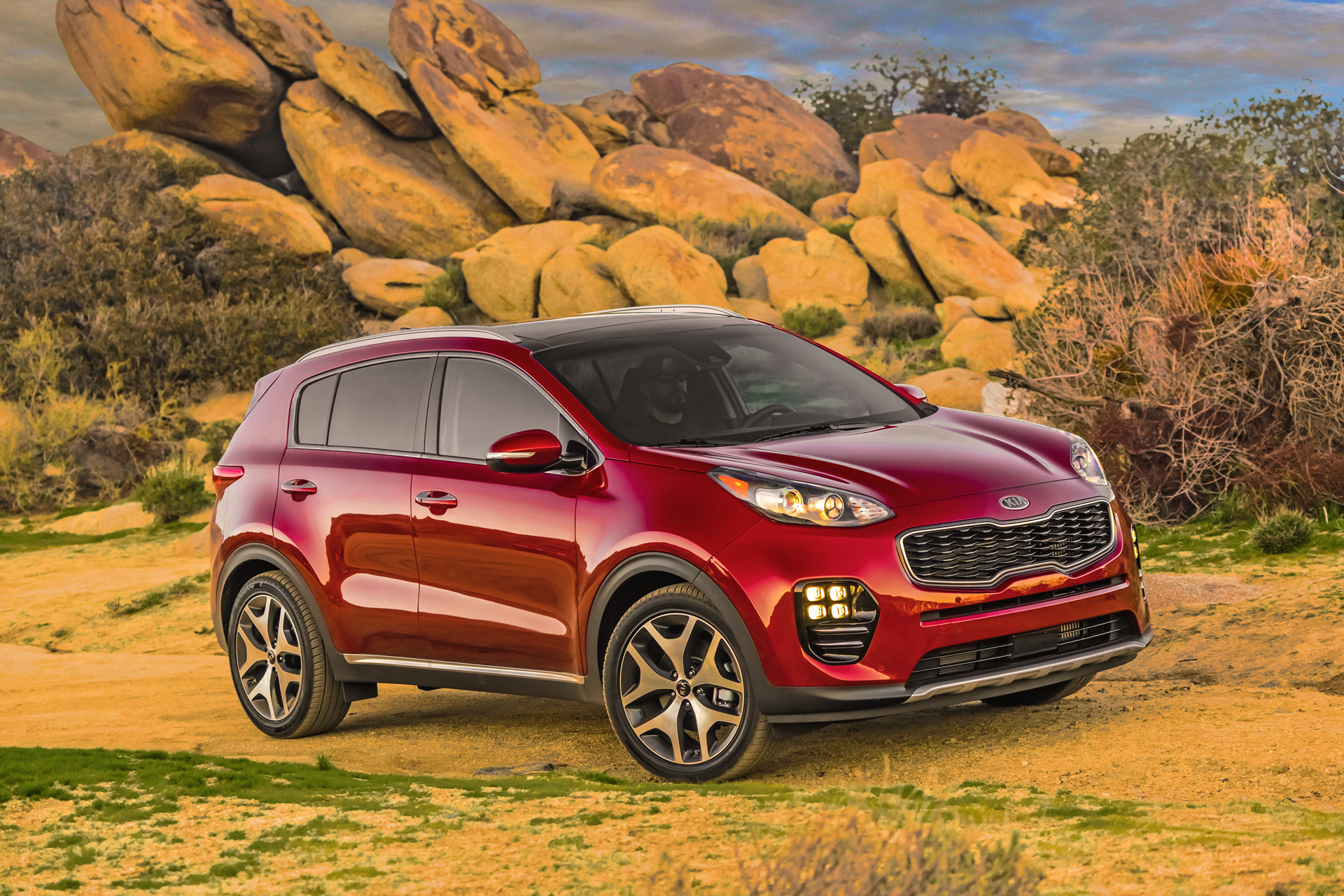 2017 kia sportage preview carrrs auto portal. Black Bedroom Furniture Sets. Home Design Ideas