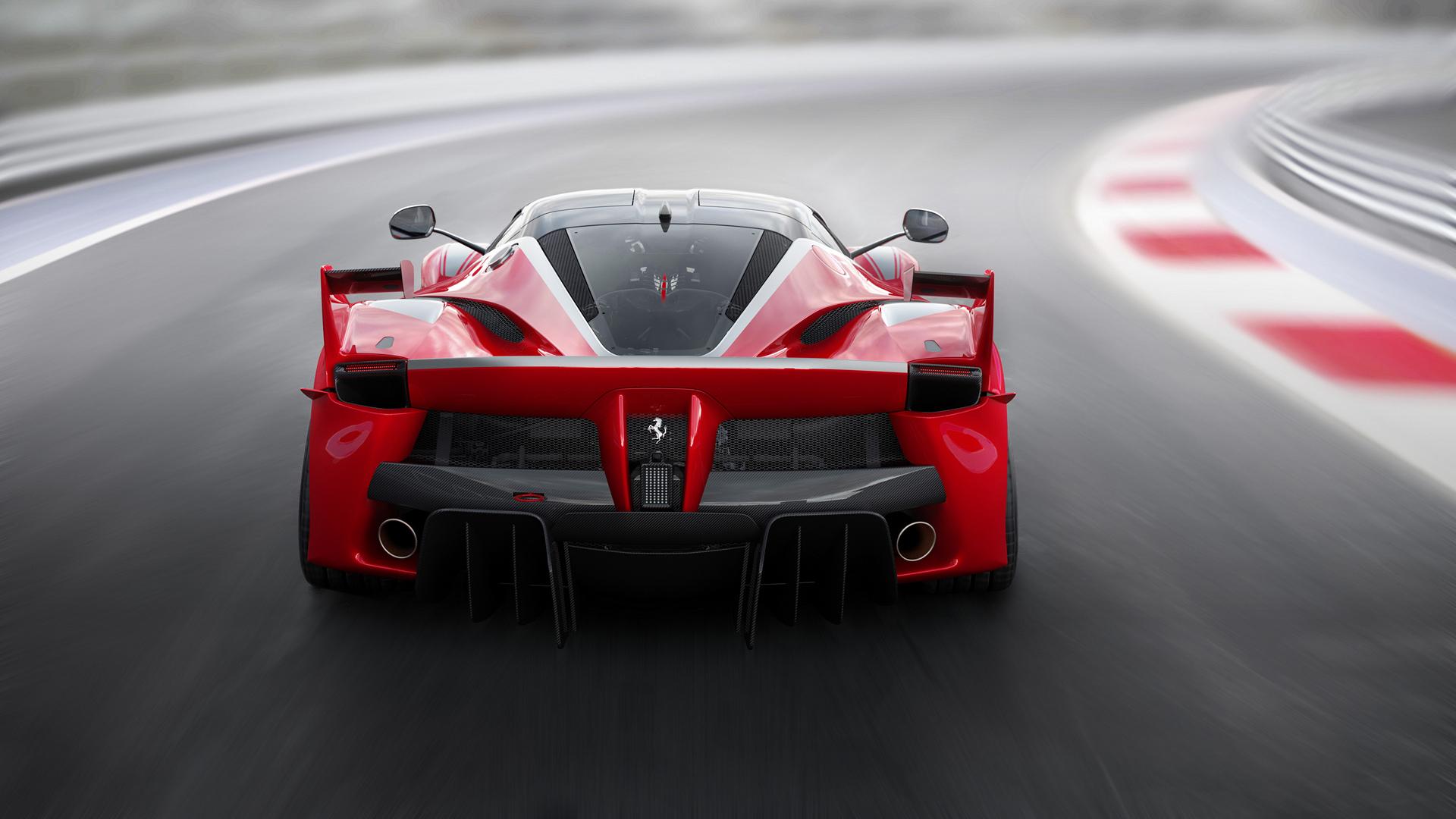Ferrari FXX K © Ferrari S.p.A.