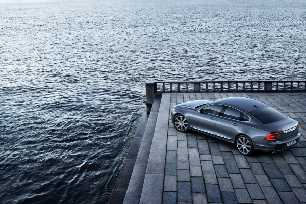 Volvo S90 © Zhejiang Geely Holding Group Co., Ltd