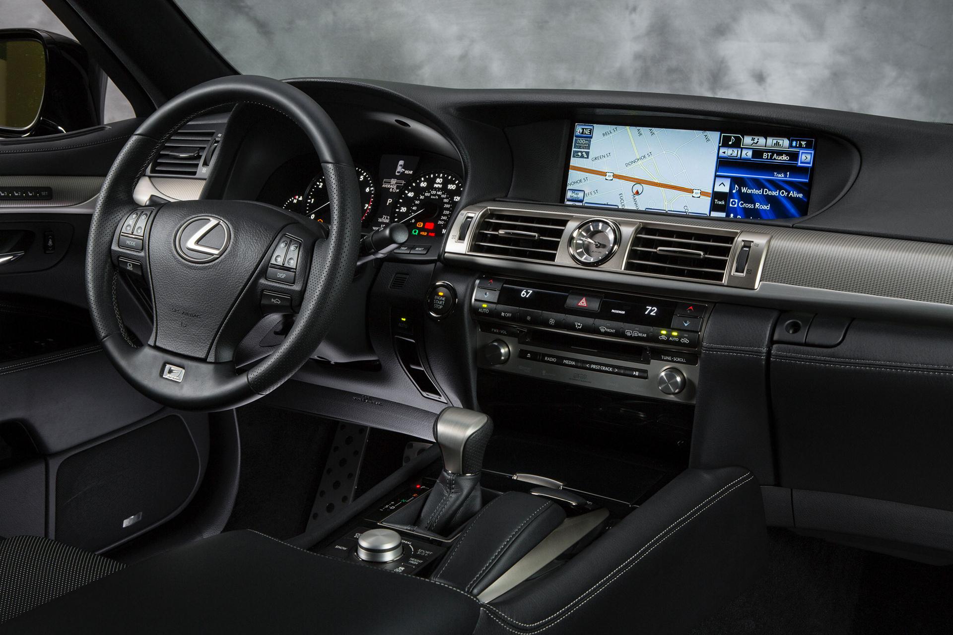 2016 Lexus Ls 460 F Sport Toyota Motor Corporation Carrrs Auto Portal