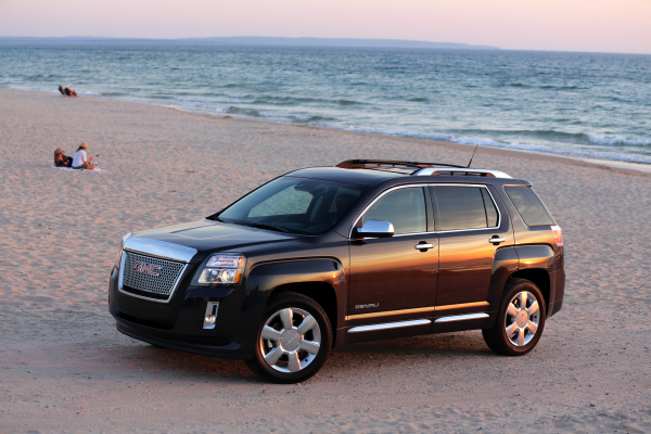 what year did the gmc terrain come out