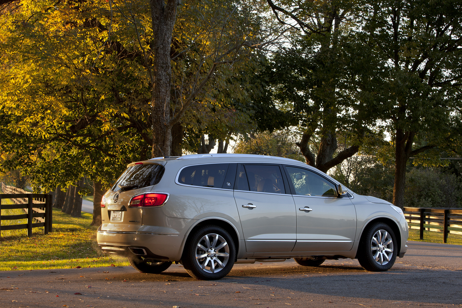 Twin City Buick 2016 Buick Enclave Review