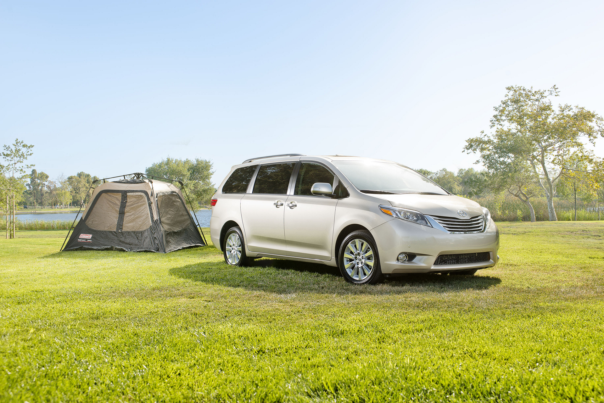 2016 Toyota Sienna Review Carrrs Auto Portal
