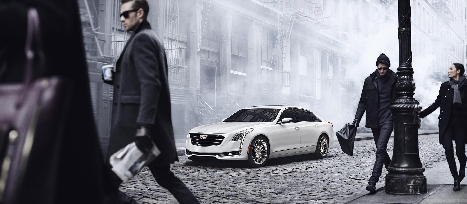 2016 Cadillac CT6 © General Motors