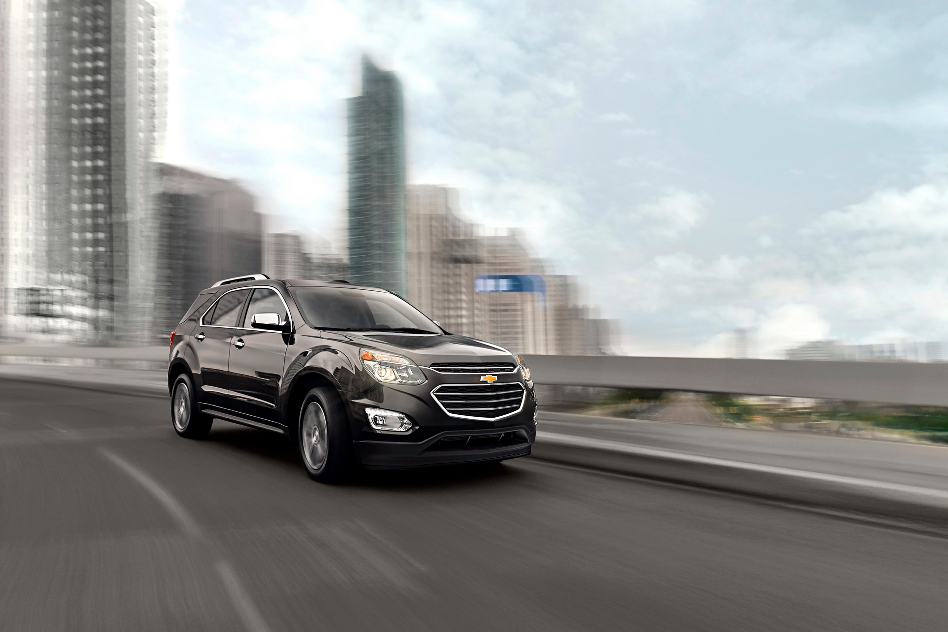 does chevy equinox have a 3rd row