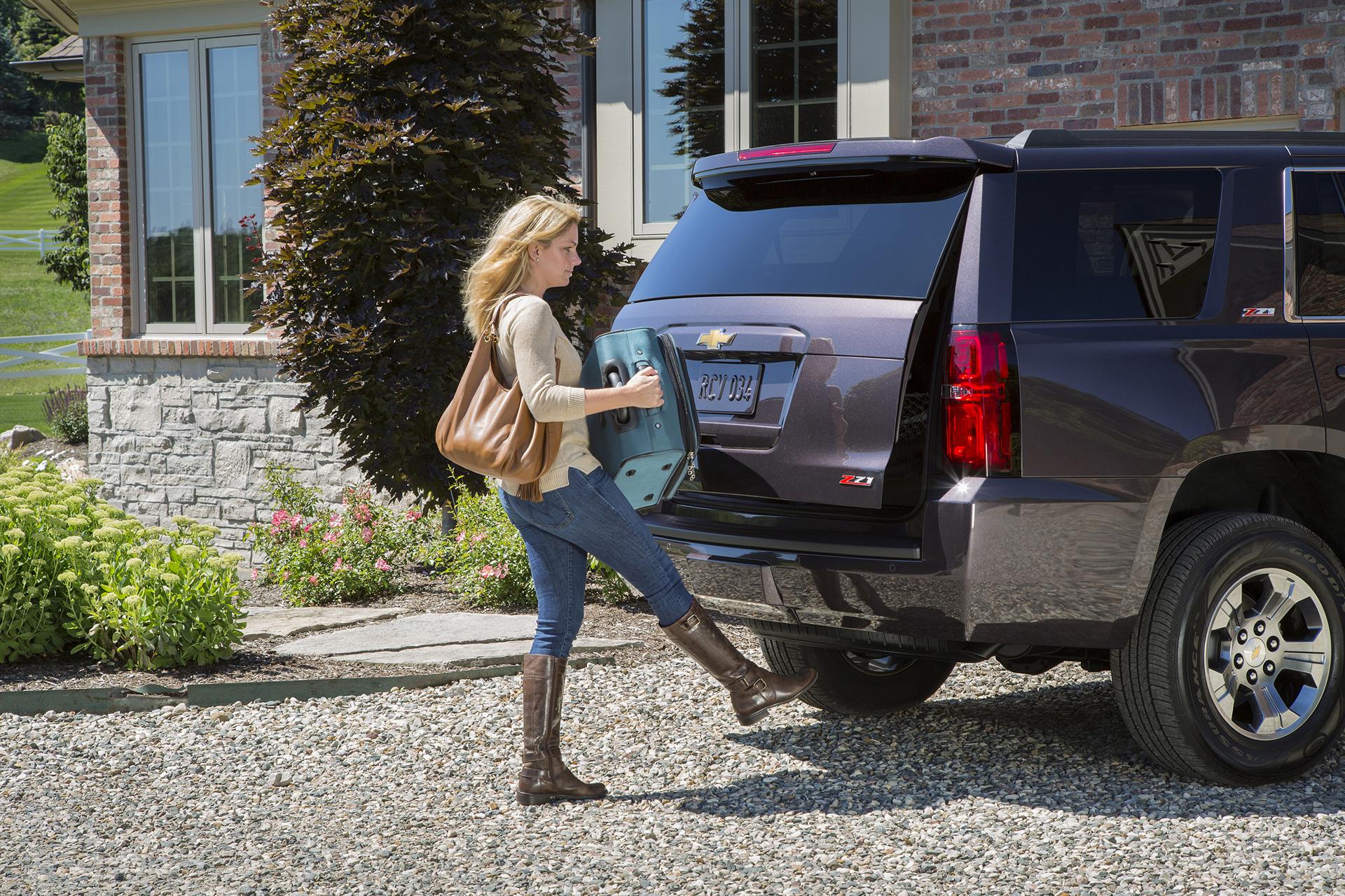 2016 Chevrolet Tahoe Review Carrrs Auto Portal