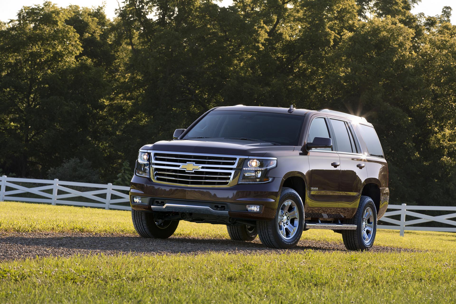2016 Chevrolet Tahoe General Motors Carrrs Auto Portal