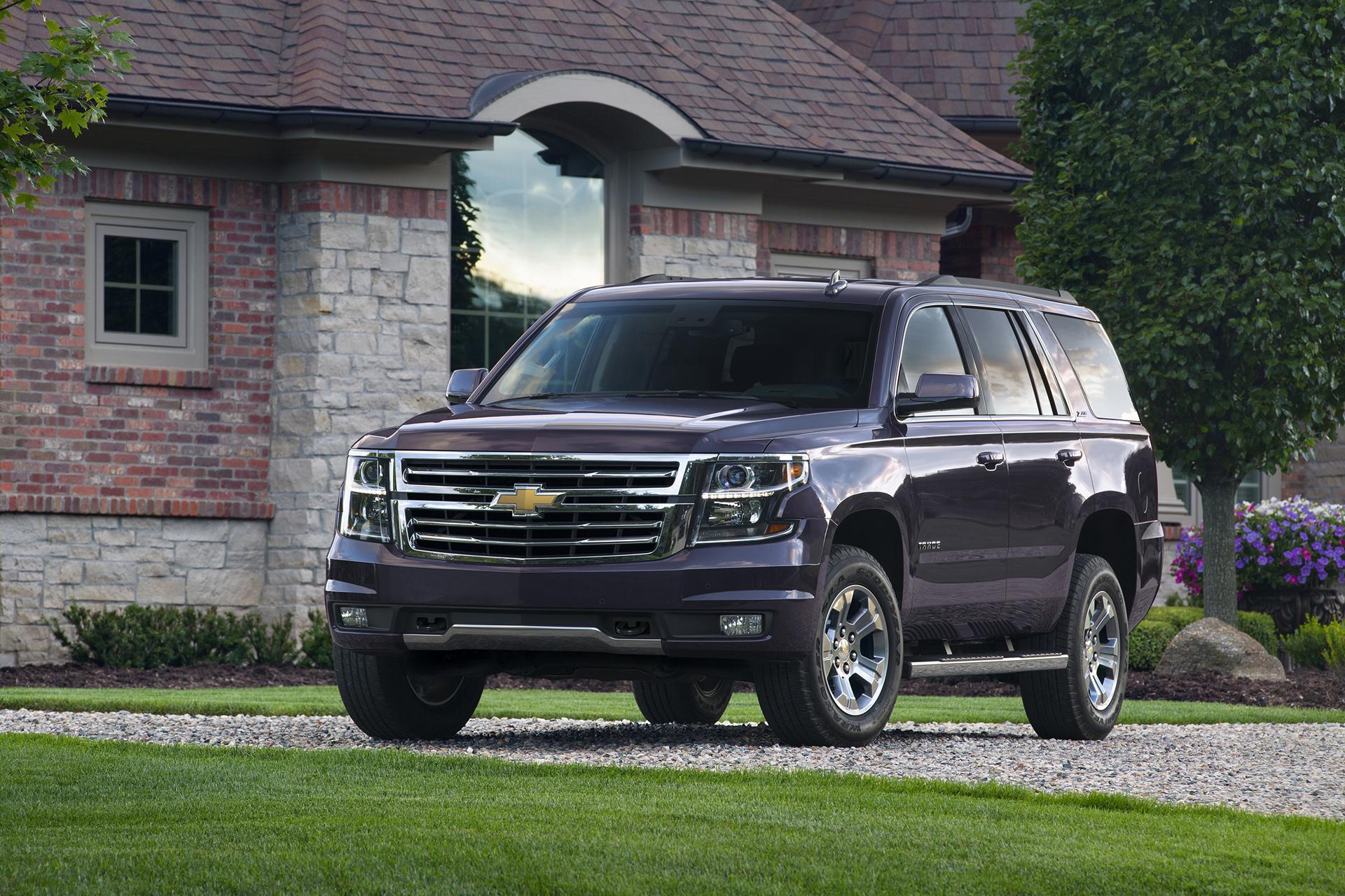 2016 Chevrolet Tahoe © General Motors