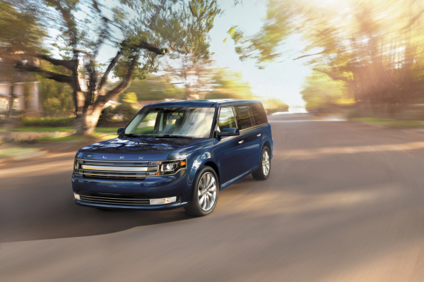 is ford flex all wheel drive