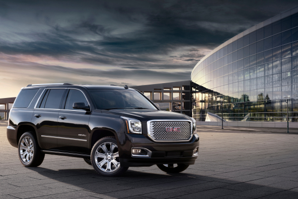 2016 GMC Yukon Denali © General Motors