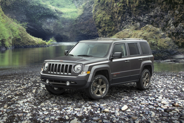 where is the jeep patriot made