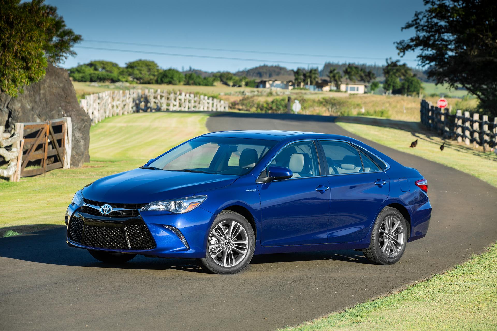 Where Are Toyota Camry Hybrids Made