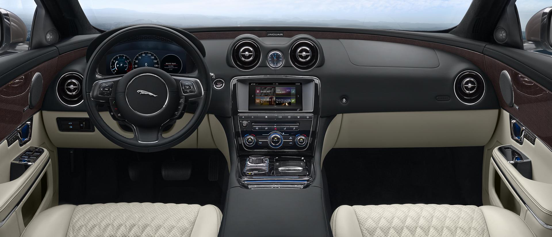 2016 Jaguar XJ © Tata Group