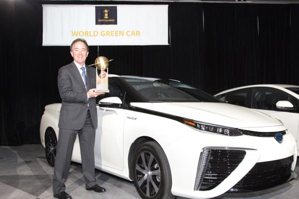 Toyota Mirai © Toyota Motor Corporation