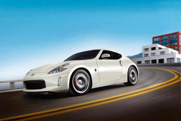 2016 Nissan 370Z Coupe © Nissan Motor Co., Ltd.