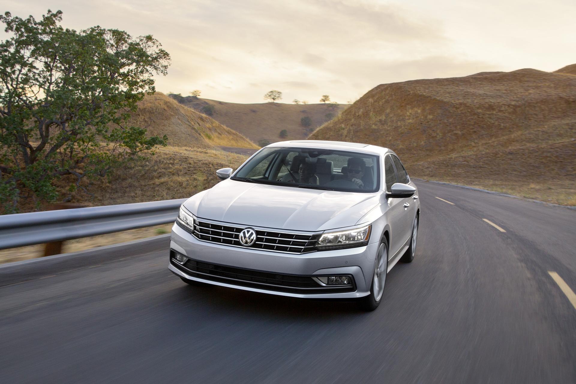 2016 Volkswagen Passat © Volkswagen AG