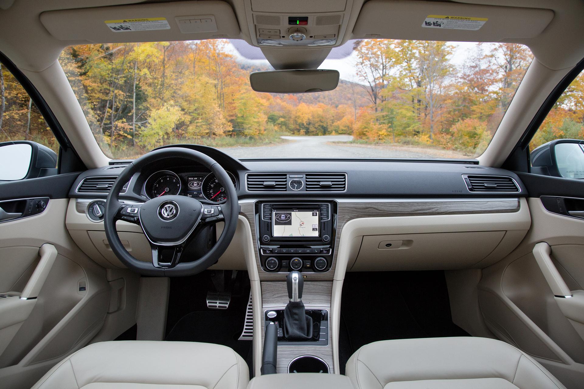 2016 Volkswagen Passat Review Carrrs Auto Portal