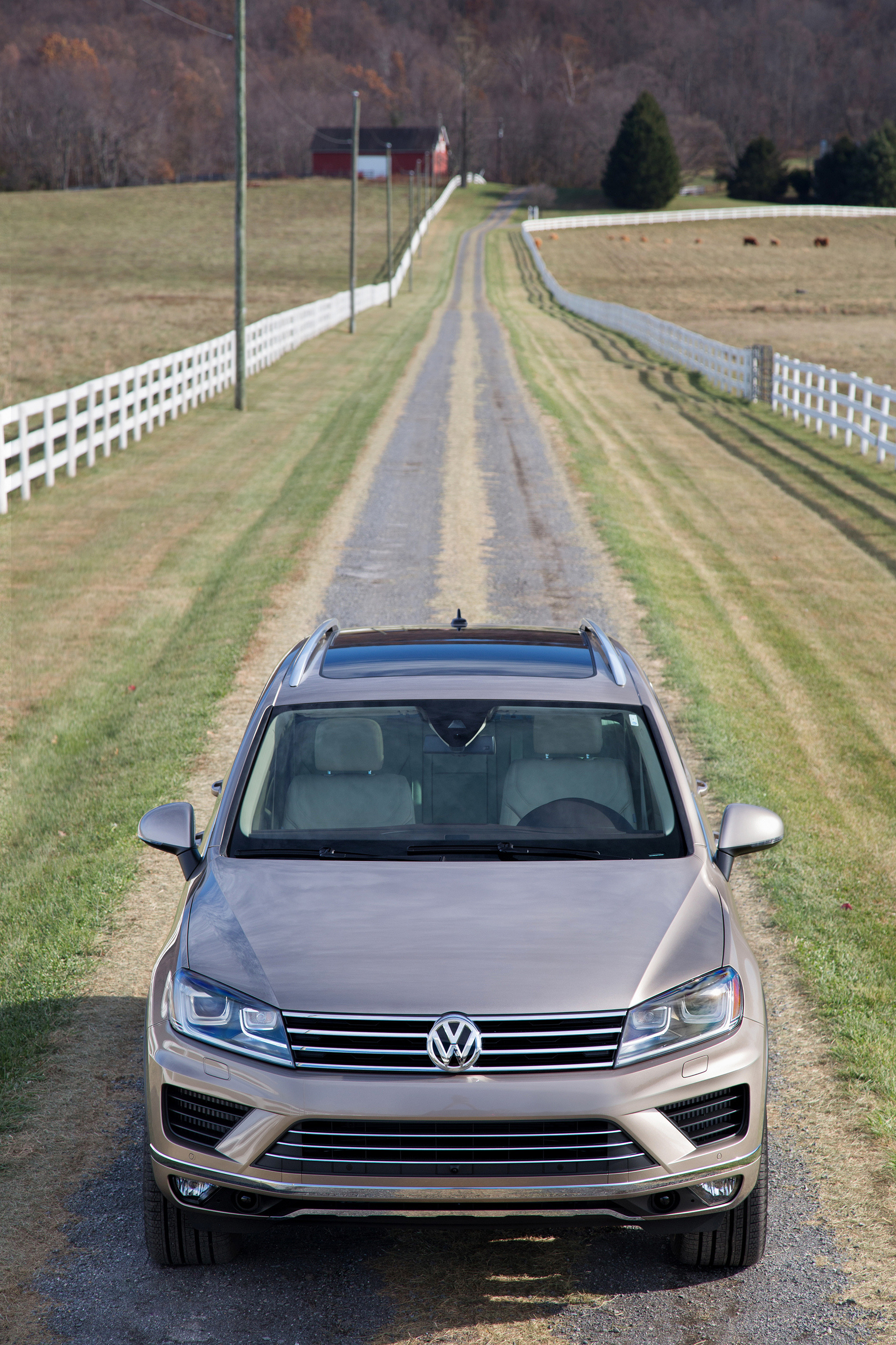 and touareg review features vwvortex reviews tests volkswagen road