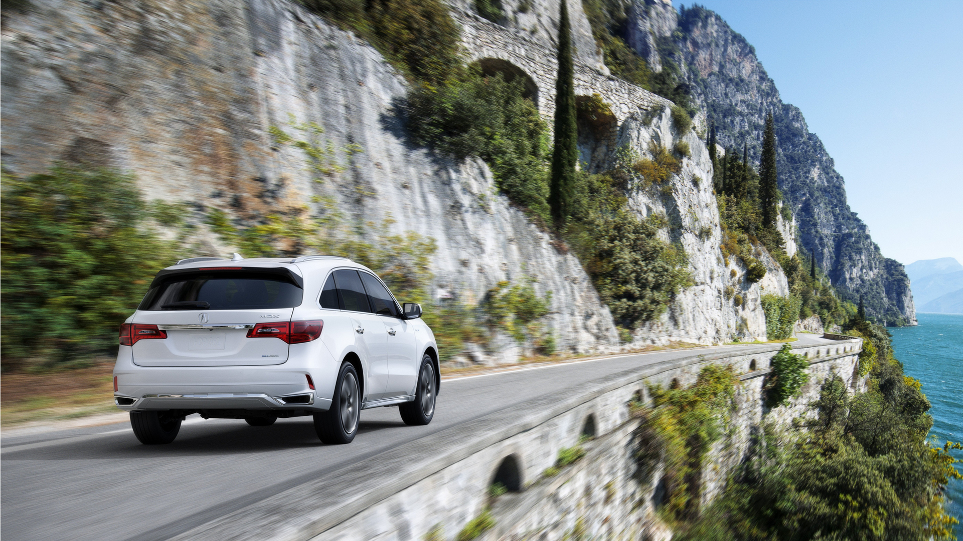 Where Is The Acura Mdx Built