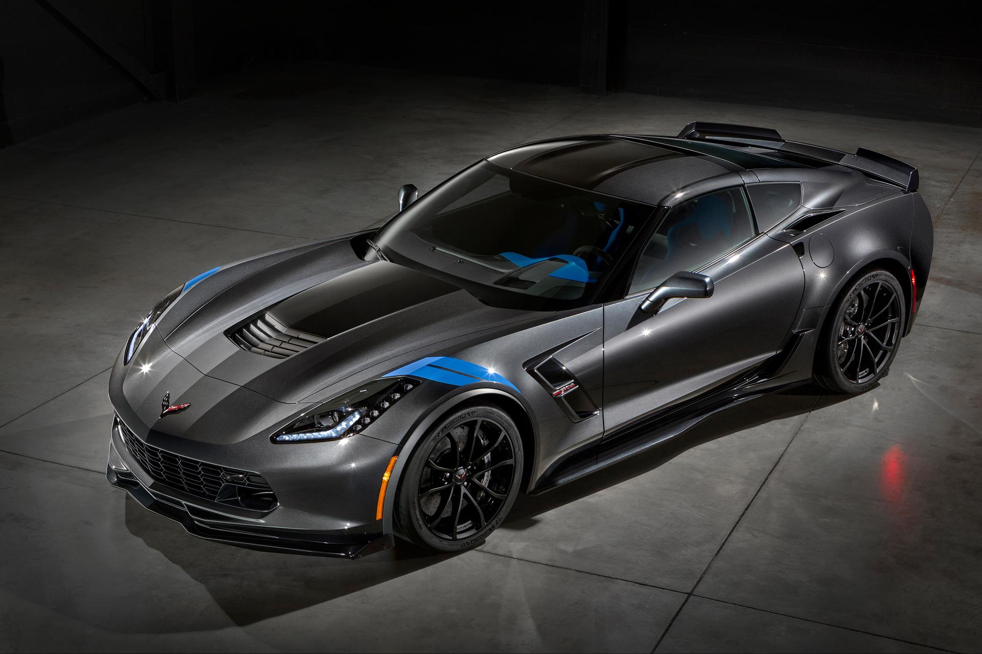 Awesome Carrrs Auto Portal U003e Trend U003e Rating U003e Most Popular American Sports Cars U003e  2017 Chevrolet Corvette Grand Sport © General Motors