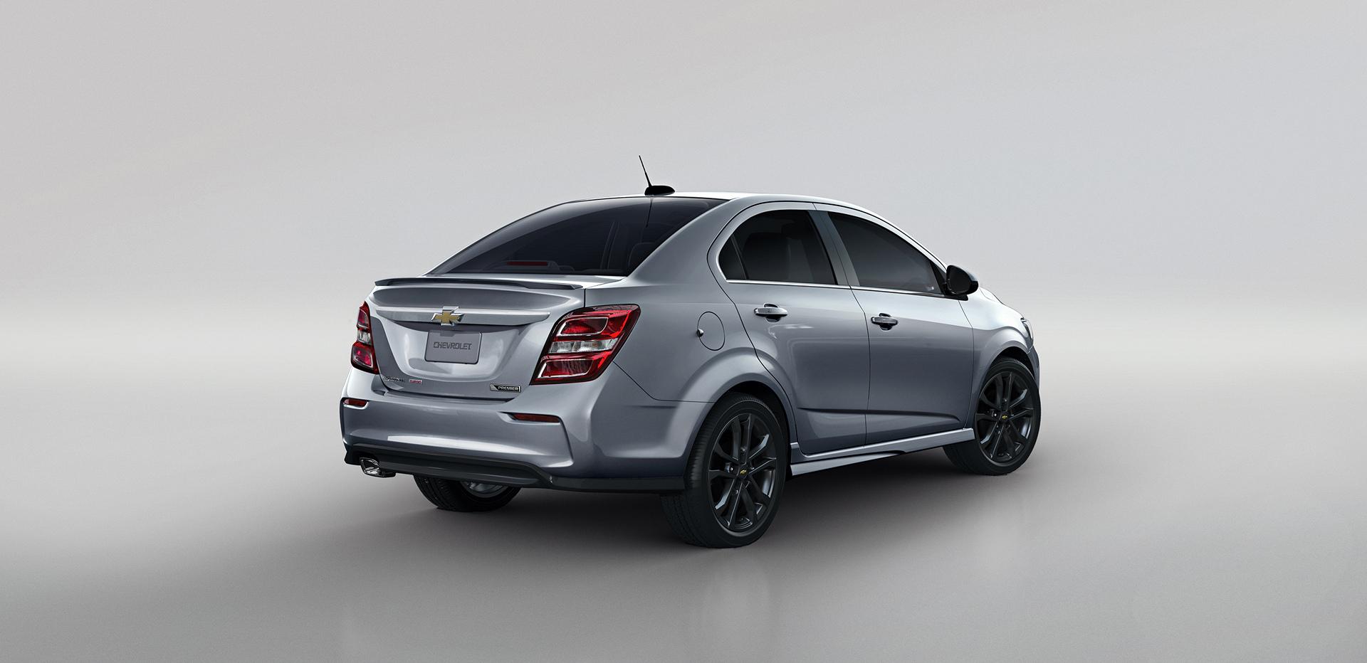 2017 Chevrolet Sonic Review - Carrrs Auto Portal