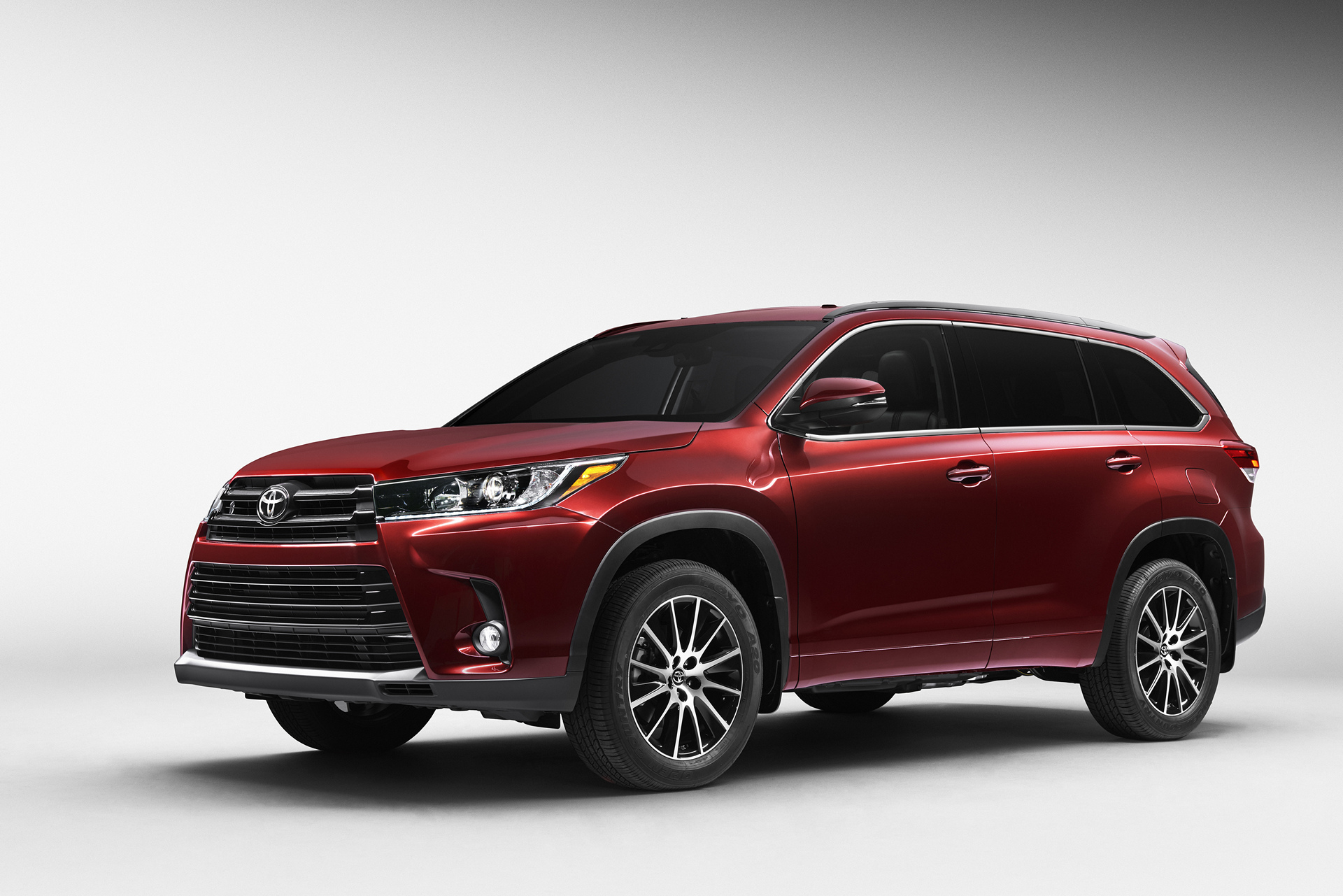 2017 Toyota Highlander Motor Corporation
