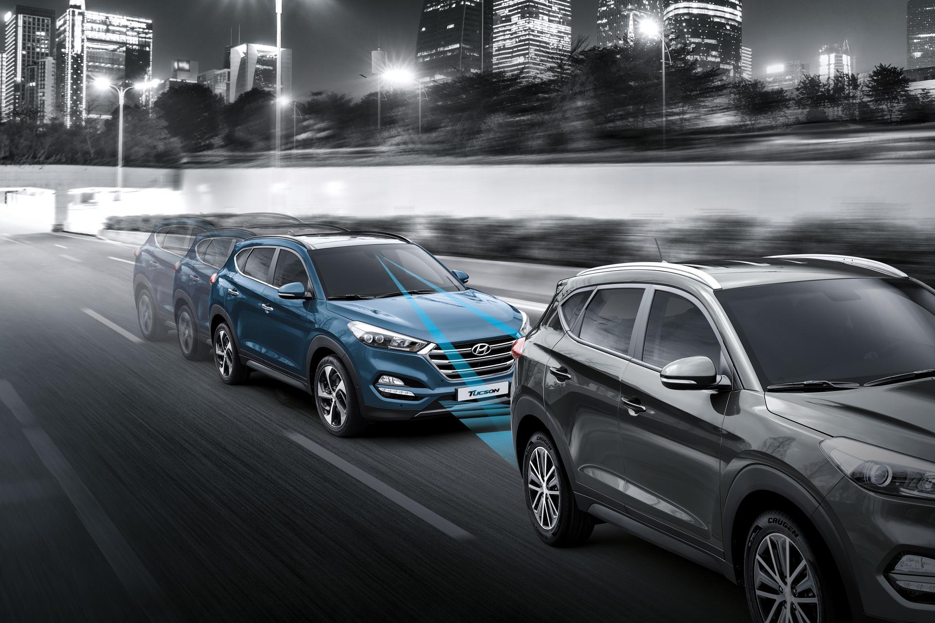 2016 Hyundai Tucson © Hyundai Motor Company