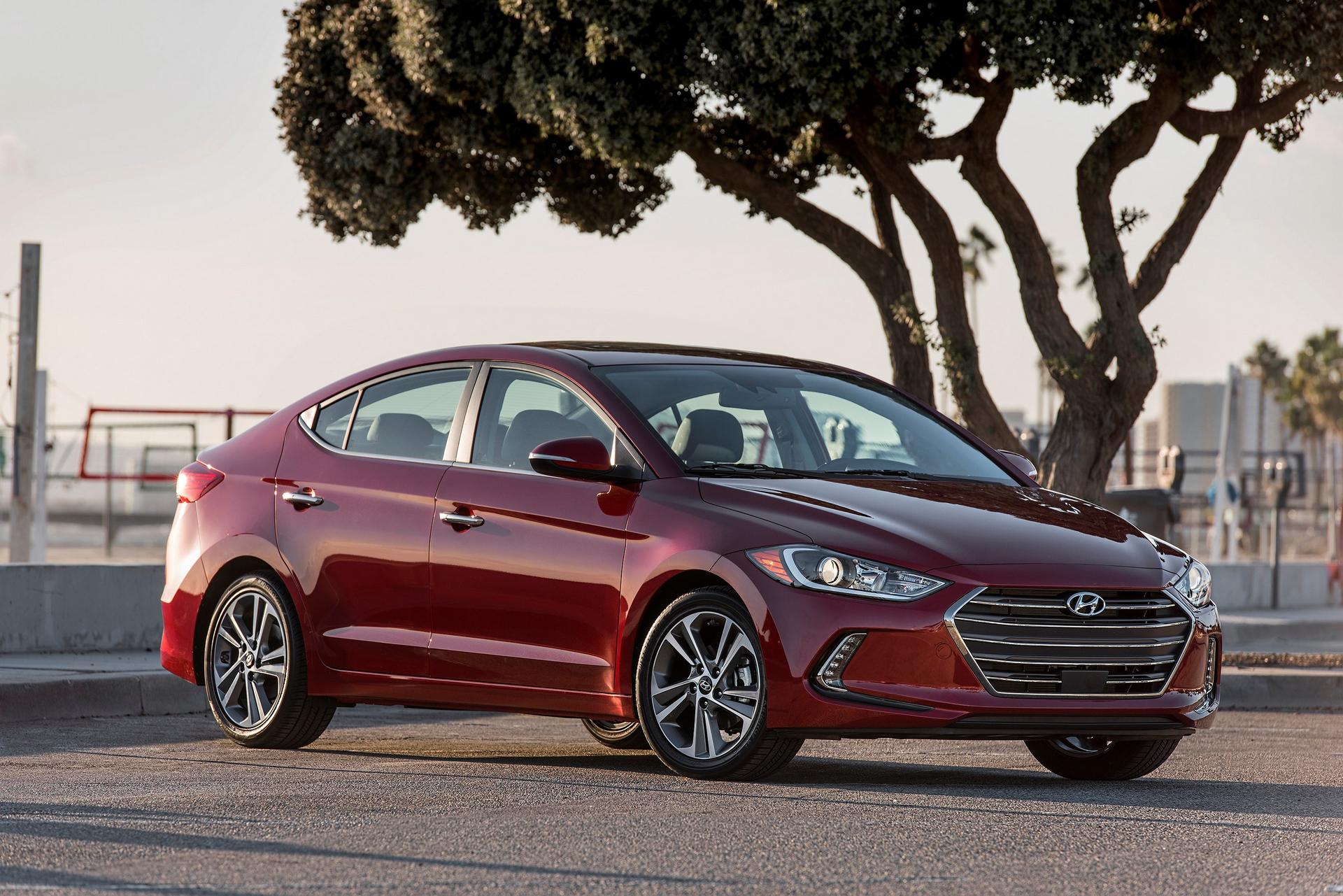 2017 Elantra Sedan © Hyundai Motor Company