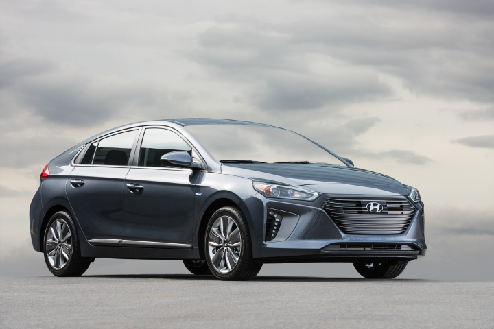 2017 Hyundai Ioniq Preview