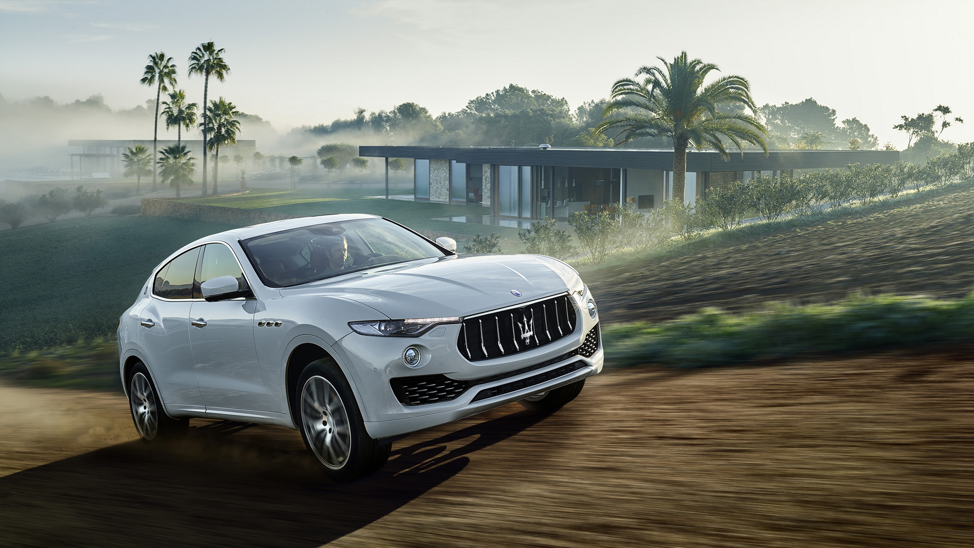 Maserati Levante © Fiat Chrysler Automobiles N.V.