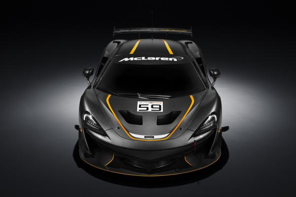 McLaren 570S GT4 © McLaren Automotive