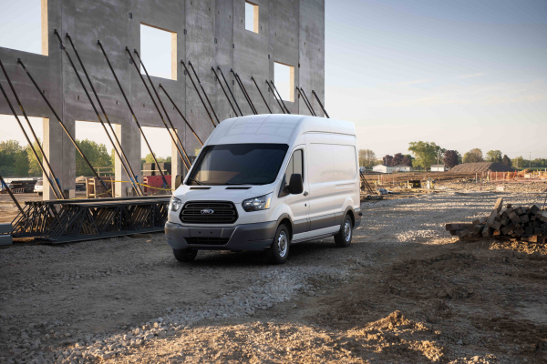 2017 Ford Transit © Ford Motor Company