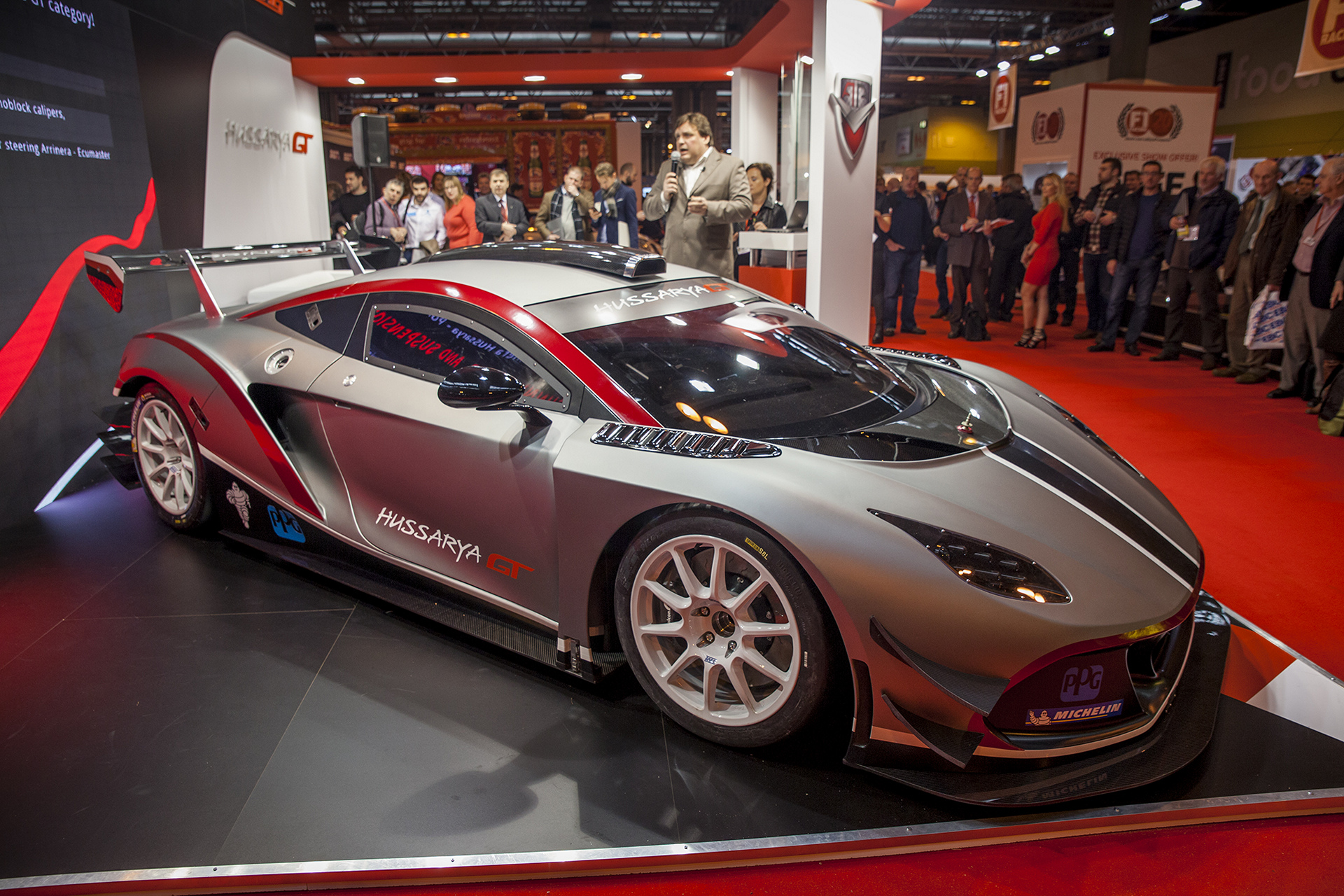 2016 Arrinera Hussarya GT Review — The First Ever Polish ...