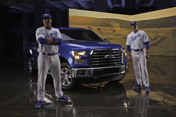 2016 Ford F-150 MVP Edition © Ford Motor Company
