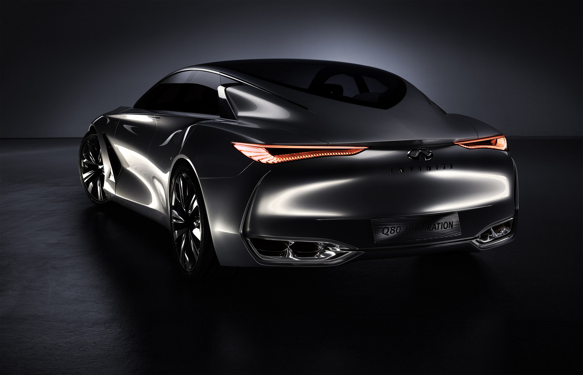 Infiniti Q80 Inspiration Concept © Nissan Motor Co., Ltd.