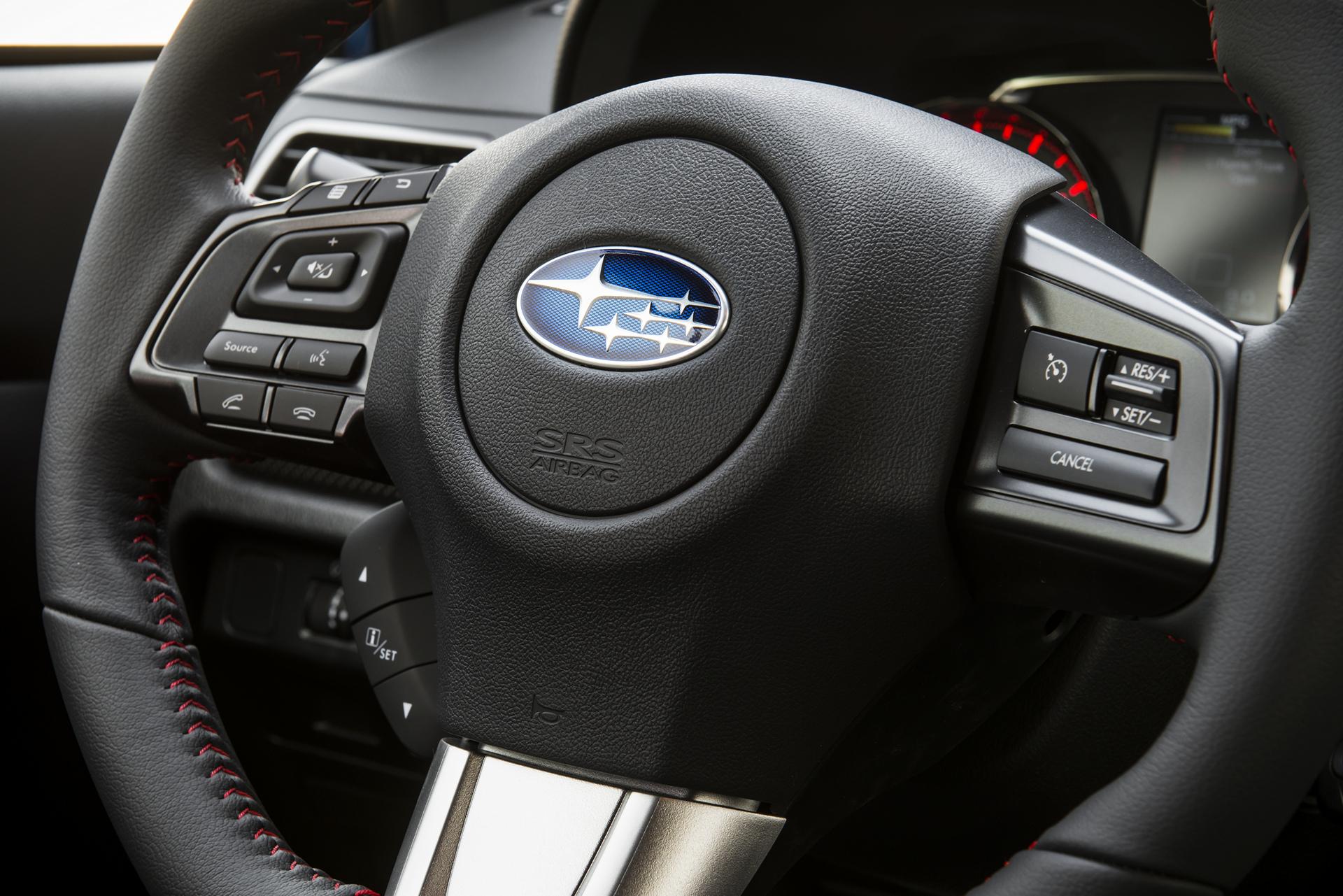 2016 Subaru WRX STI © Fuji Heavy Industries, Ltd.