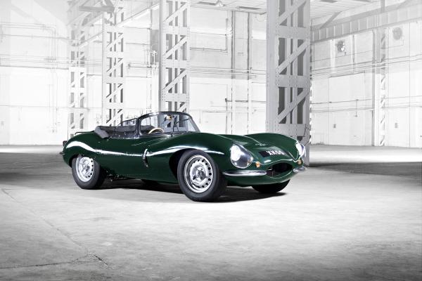 Jaguar XKSS © Tata Group
