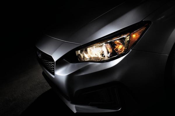 2017 Subaru Impreza © Fuji Heavy Industries, Ltd.