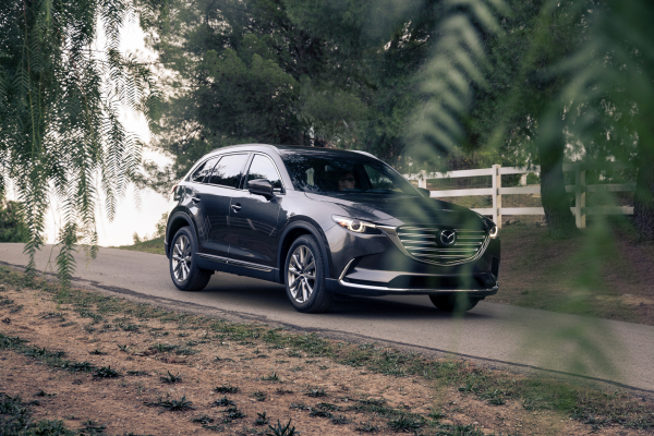 where is mazda cx 9 made