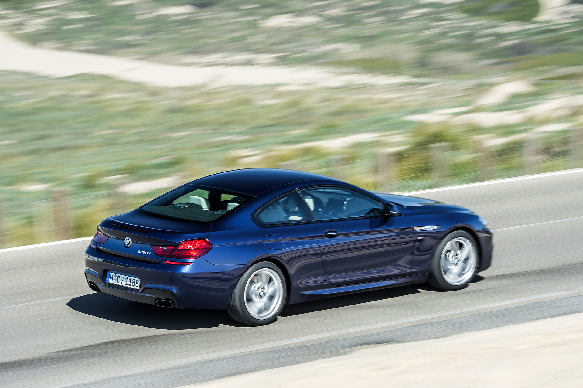 BMW 6 Series Coupe C AG